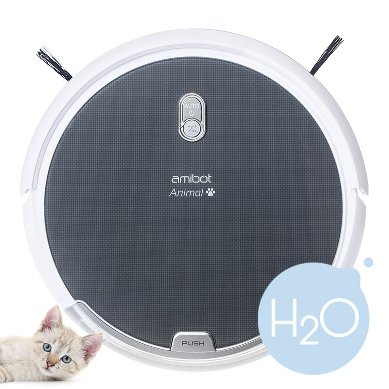 Robot aspirateur AMIBOT Animal H2O