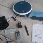Robot vacuum comparator