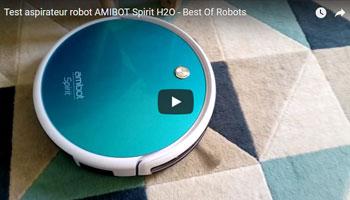 test avis mamancat amibot Spirit H2O