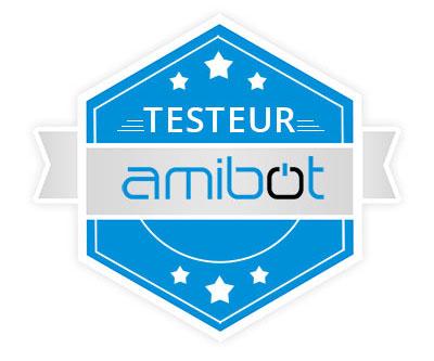 badge testeur ambassadeur amibot