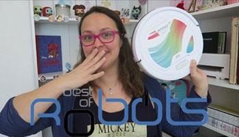 test avis vidéo une famille d'enfer amibot swift design