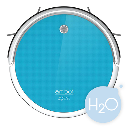robot aspirateur amibot spirit h2o