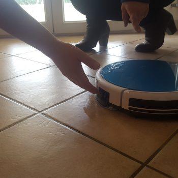 Robot aspirateur AMIBOT Spirit H2O Avis et Test