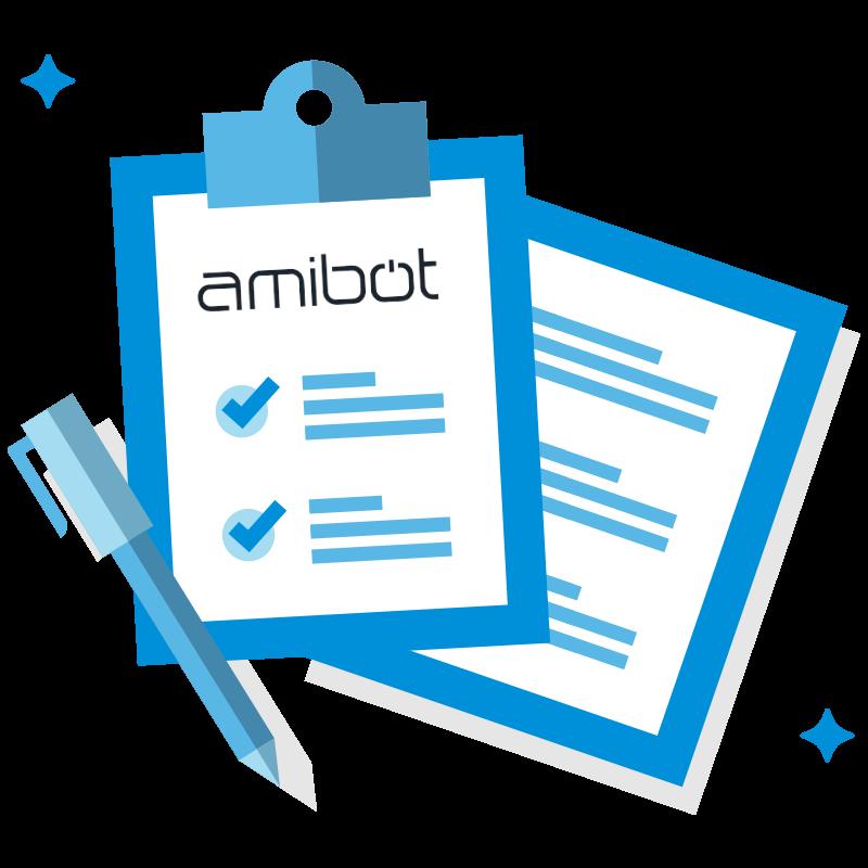 Become an AMIBOT tester